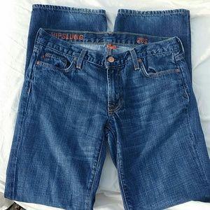 J.Crew Hipslung Jeans 28 short bootcut